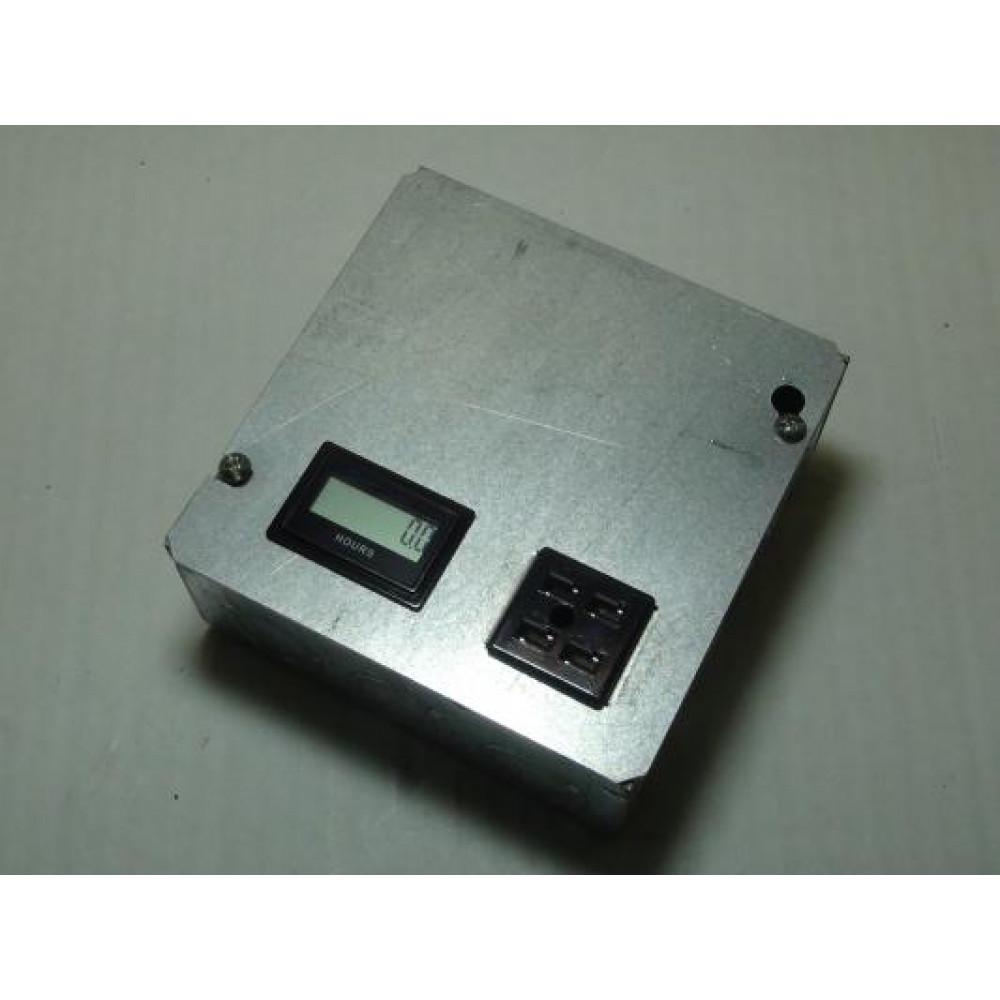 Распаечная коробка с аналоговым счетчиком моточасов  EnergyLogic B140-B750