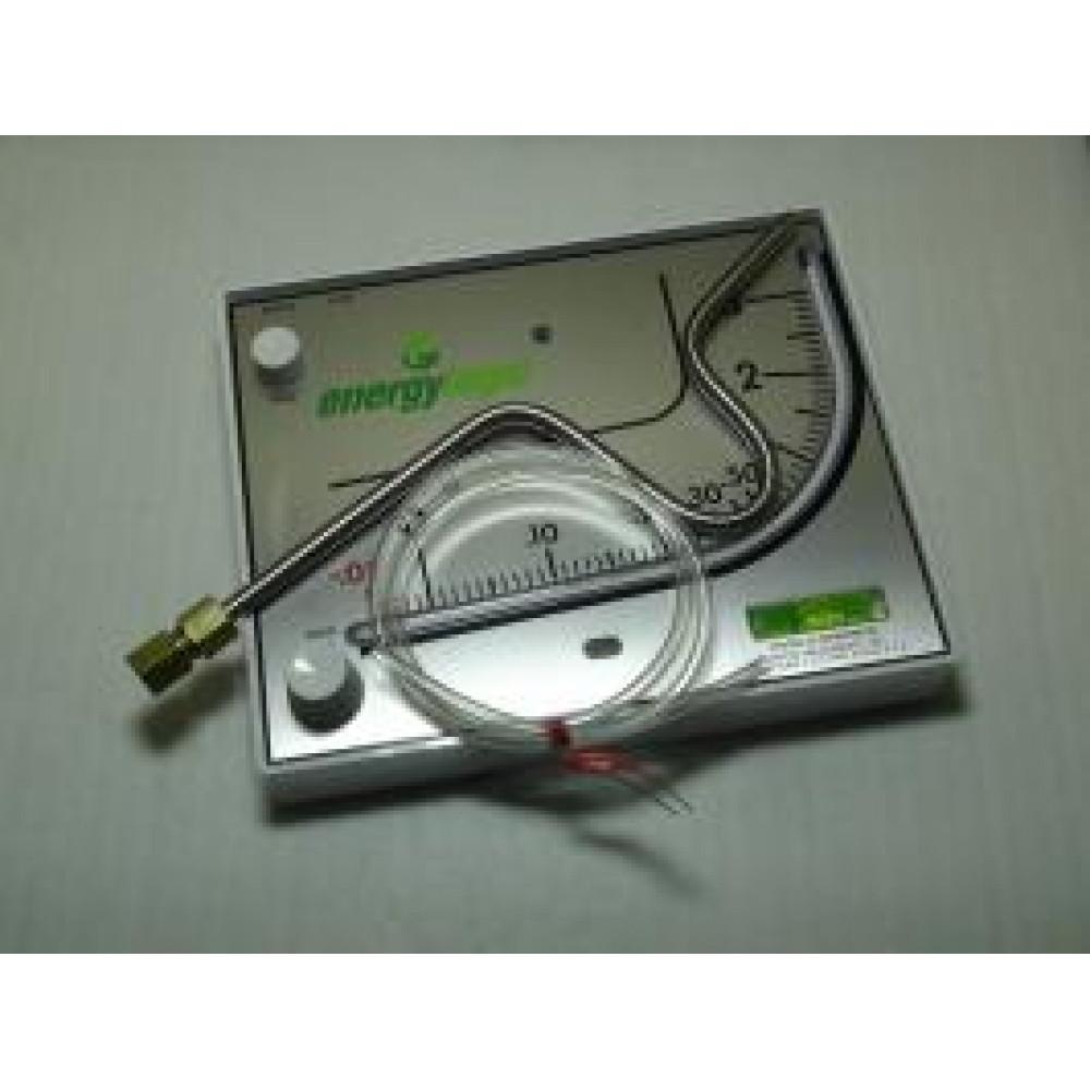 Измеритель тяги в дымоходе для котла DanVex и EnergyLogic