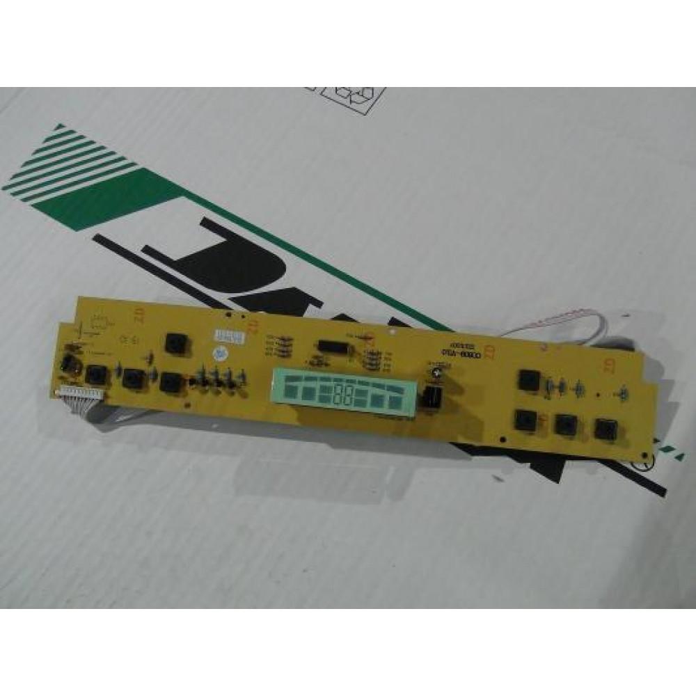 Контрольная панель DanVex DEH-1200p, DEH-1700p