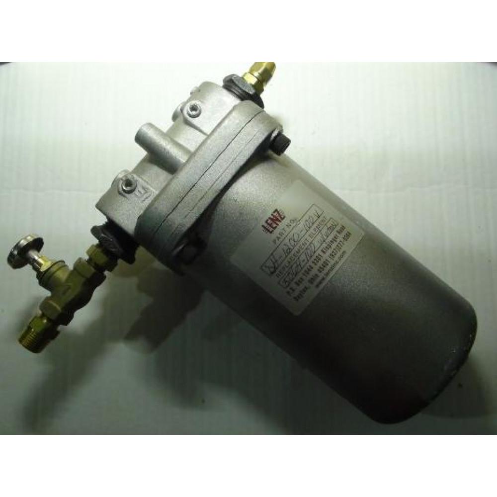 Фильтр топливный Lenz в сборе EL-750B