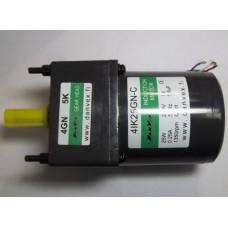 Мотор-редуктор топливного насоса DB-30, DB-60, DB-150