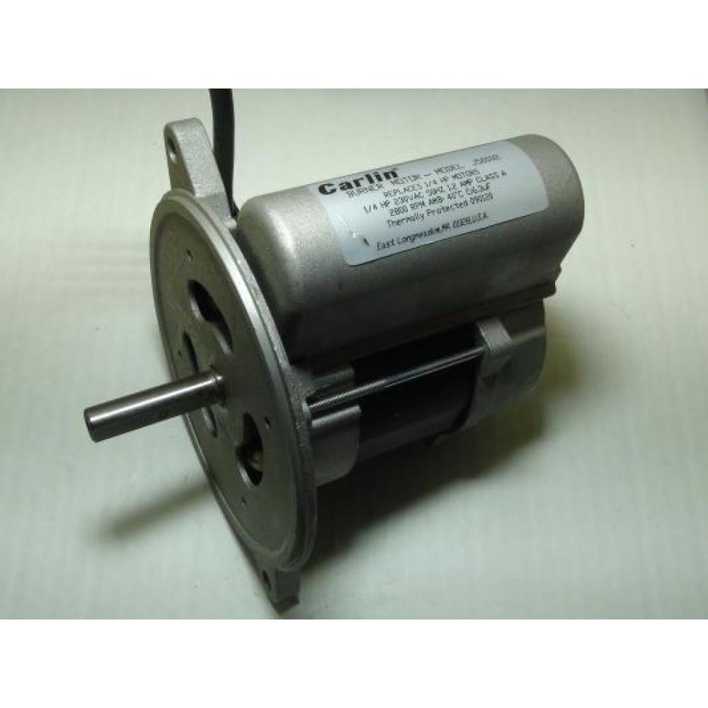 Электродвигатель вентилятора горелки B-140, B-200, B-340